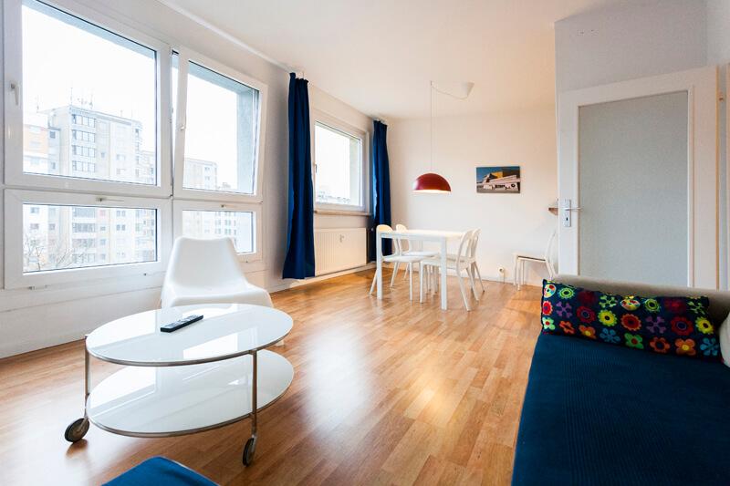 Great Home Berlin Möbliertes Wohnen Wohnung 7