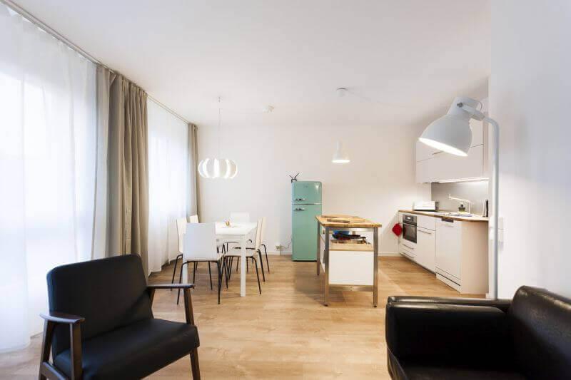 Wohnung In great home in berlin möbliertes wohnen in berlin mitte