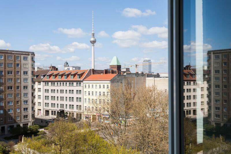 Great Home Berlin Ferienwohnungen Wohnung 1