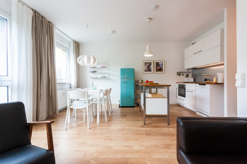 Offene Küche / Open Kitchen