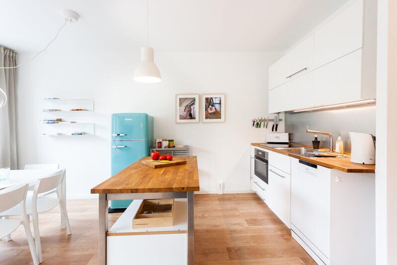 Esstisch, Küche / Dining table, kitchen