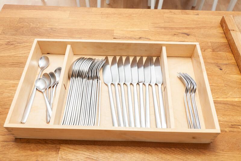 Voll ausgestattete Küche / Fully equipped kitchen