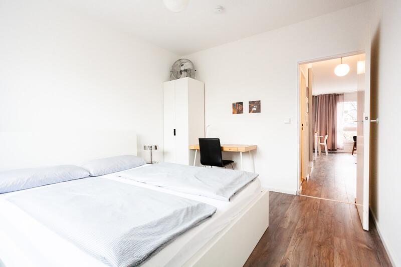 1. Schlafzimmer / 1st bedroom