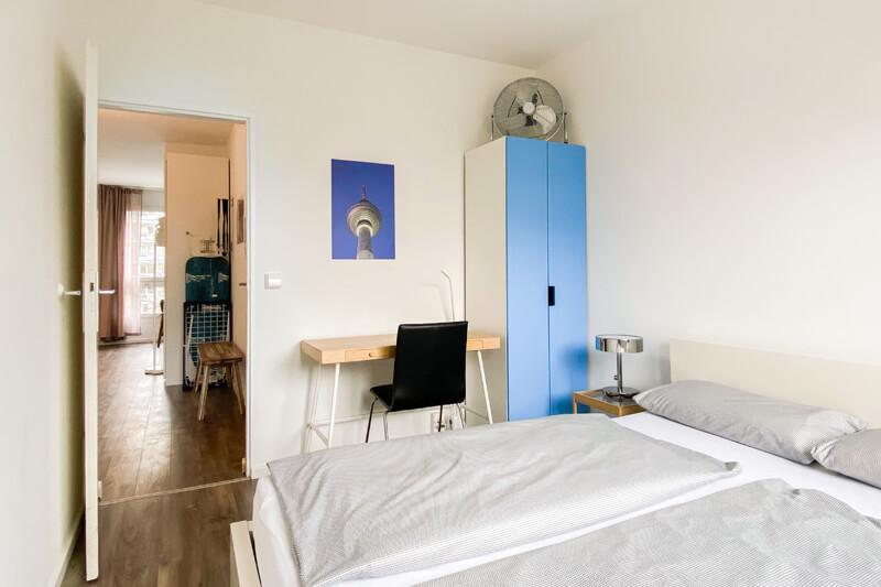 2. Schlafzimmer / 2nd bedroom