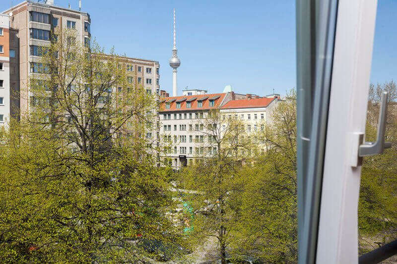 Great Home Berlin Ferienwohnungen Wohnung 3