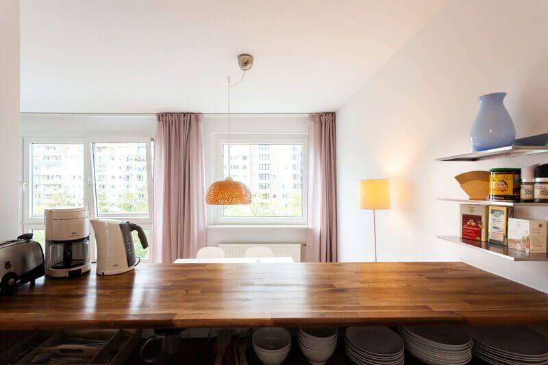 Great Home Berlin Ferienwohnungen Wohnung 4