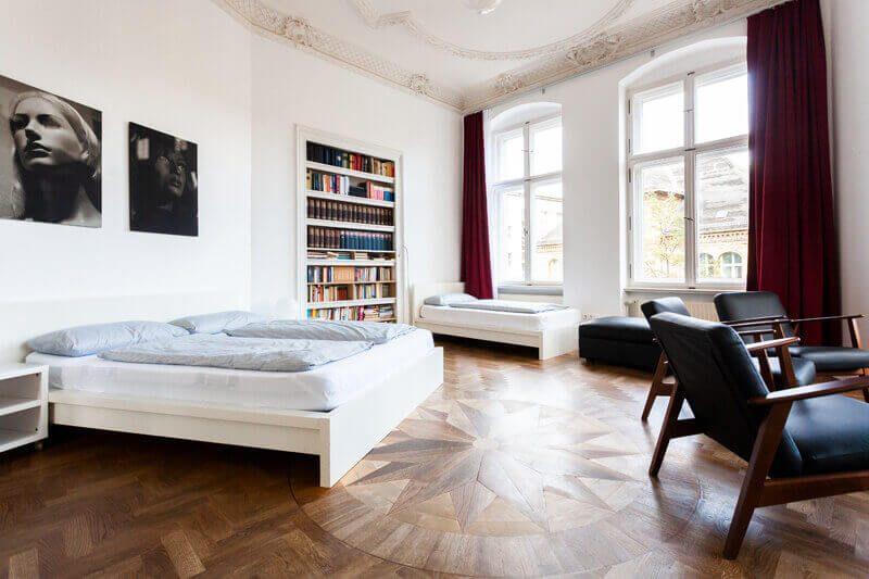 Great Home Berlin Ferienwohnungen Wohnung 5