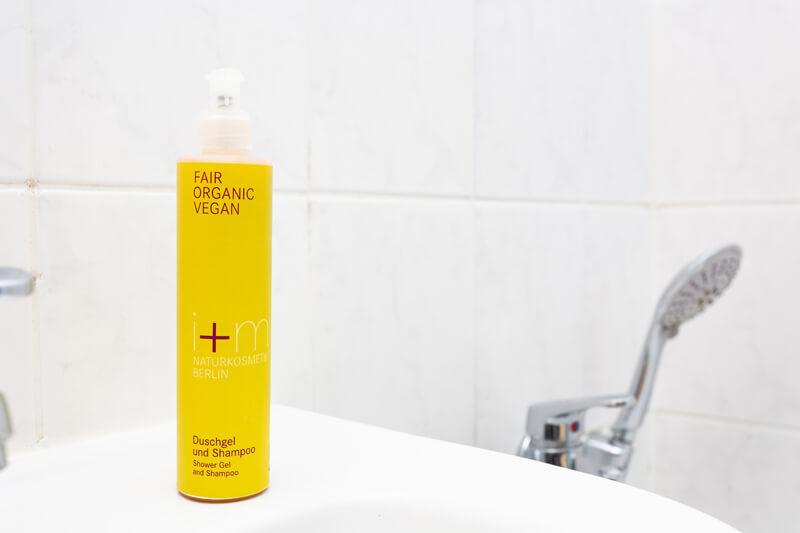 Bio-Shampoo & Duschgel