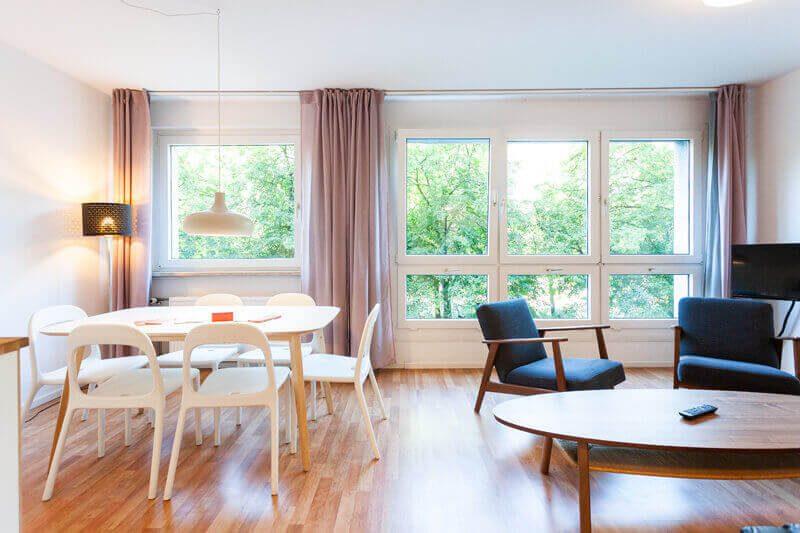 Great Home Berlin Ferienwohnungen Wohnung 11